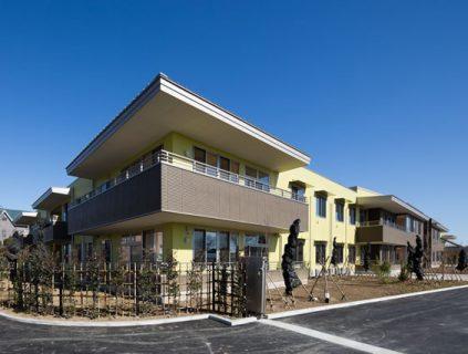 特別養護老人ホームかがやき 新築工事
