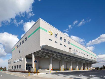 武蔵貨物自動車㈱芳野台物流センター 新築工事