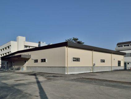 14循環器・呼吸器病センター調理・洗濯棟 新築工事