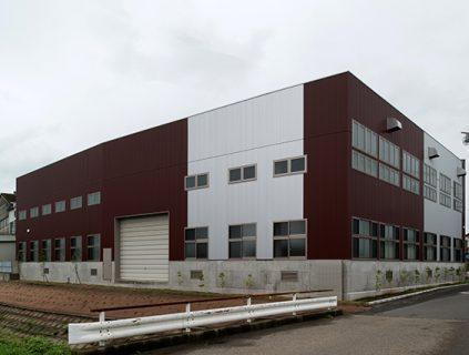 坂田自動車工業株式会社 新工場 建設工事