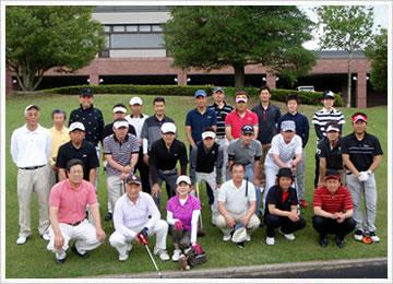 第15回古郡杯ゴルフコンペが開催されました