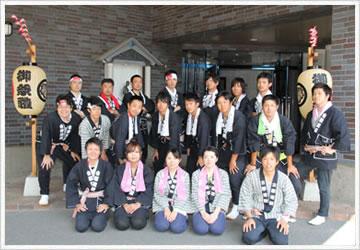 八坂祭り(深谷まつり)~稲荷町 夏祭り~