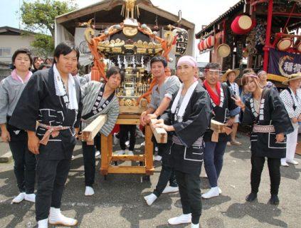 八坂祭り(深谷まつり)