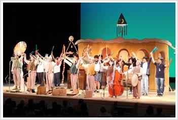 創業100周年記念事業『ガランピーポロン音楽会』が大盛況の内に終了しました