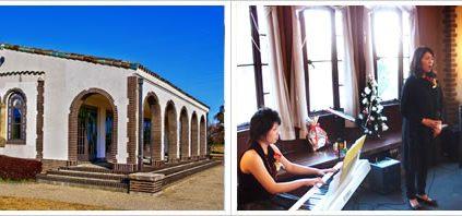 創業100周年記念事業『歴史的建造物コンサート』を清風亭にて開催しました