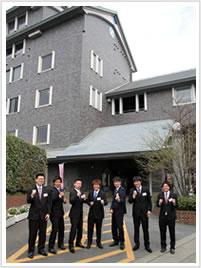 平成27年4月1日 古郡建設グループ入社式が行われました