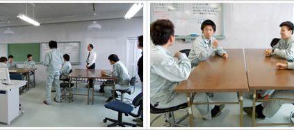 平成27年4月3日、4月6日~8日 新人社外研修が行われました