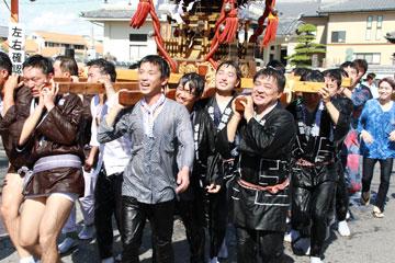 深谷祭(八坂祭)