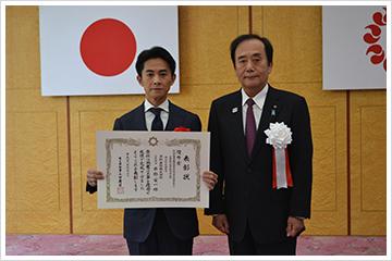 平成28年11月10日(木)に平成28年度埼玉県優秀建設工事施工者表彰式が開催