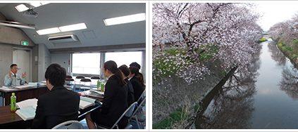 平成29年4月3日・7日 新入社員研修(社内)が行われました。