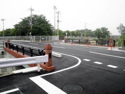 地方特定道路(改築)整備工事(新井橋架換工その2)157