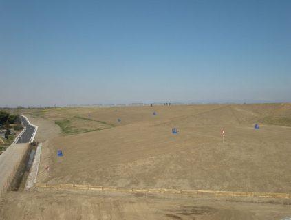 H25 中渡堤防強化(上・下)工事