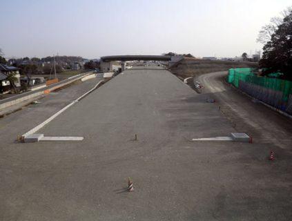 H25・H26 圏央道桶川インター本線部改良その2工事