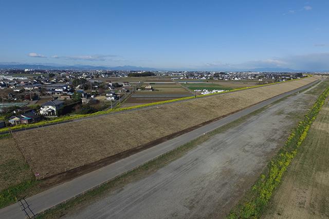 H26葛和田堤防強化工事