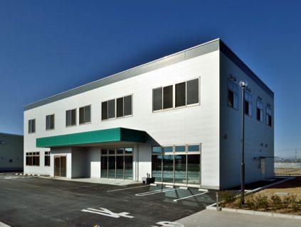 JAふかや北部営農経済センター建設工事