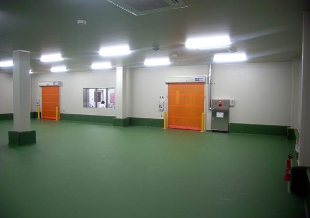 ぎょうざの満洲 坂戸工場 倉庫増築工事02