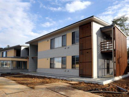 12農業大学校移転整備学生寮1ほか新築工事