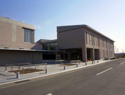 (仮称)入西地域交流センター建設工事