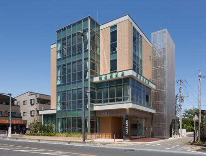 (仮称)熊谷福祉会 はなぶさ苑中央デイサービスセンター 新築工事