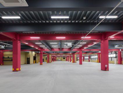 (株)ビーイングホールディングス 北関東SCM(仮称) 新築工事
