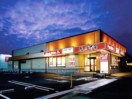 かっぱ寿司 深谷店 様