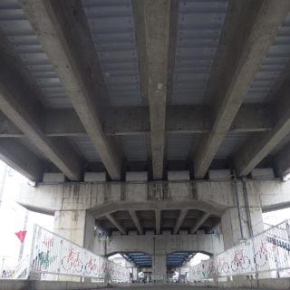 橋りょう修繕工事(籠原陸橋P4-P6工区)255