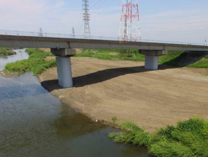 橋梁耐震補強工事(高塚橋)