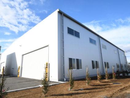 (仮称)小久保鉄筋工業㈱ 第二期敷地拡張及び増築計画