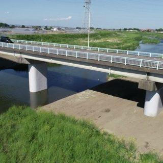 橋梁耐震補強工事(高塚橋2工区)