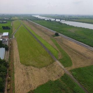 R1利根川左岸栄堤防整備工事