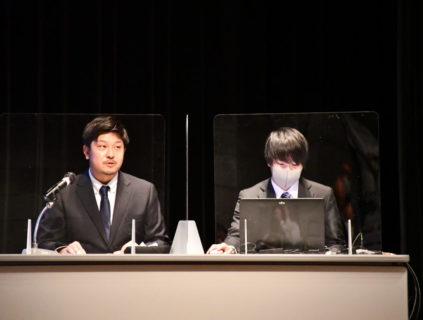 令和2年11月12日に埼玉県建設業協会技術発表会が開催されました。