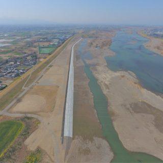 R1利根川右岸仁手低水護岸災害復旧(その2)工事