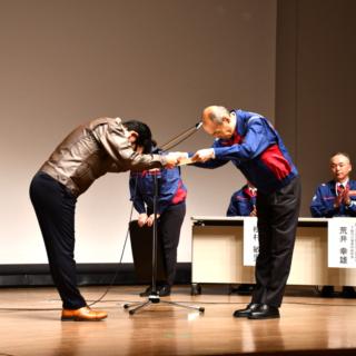 平成30年度 関東地方整備局下館河川事務所 工事安全表彰式