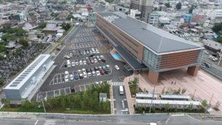 深谷市新庁舎建設第2期工事